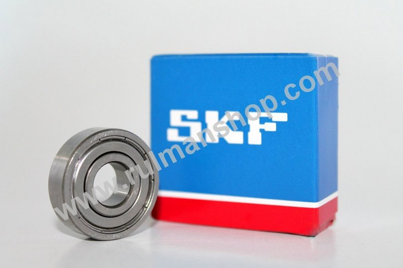 SKF 6201 2Z Sabit Bilyalı Rulman